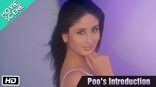 Poo's Introduction! - Movie Scene - Kabhi Khushi Kabhie Gham