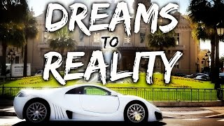 How To Visualize Your Dreams Into Reality (MUST SEE)