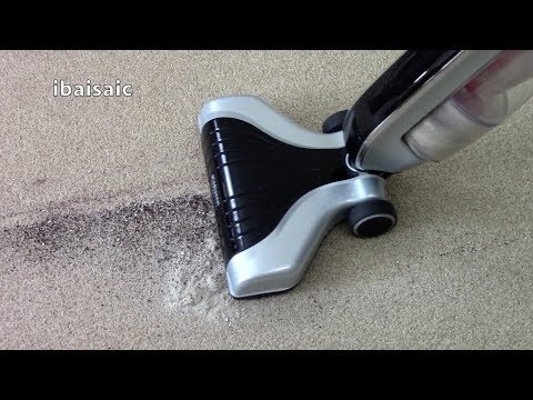 Vax Life / Hoover Linx Cordless Upright Vacuum Cleaner Demonstration & Review