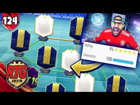 OMG YES! I GOT MY FIRST 194 SQUAD EVER! FIFA 19 Ultimate Team RTG