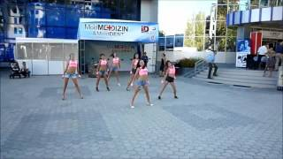 Lights SunRise Dance MOLDOVA 13 09 12