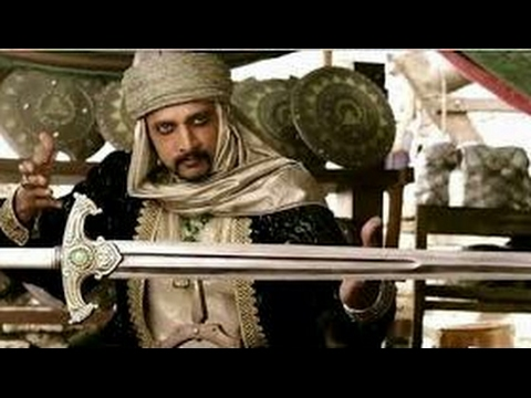 Bahubali part - 1 , aslam khan and kattapa fight and meet