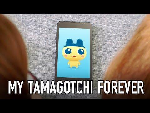Tamagotchi torna nel 2018 per essere accudito su iOS ed Android