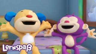 Der verrückte kleine Affe | Lernspaß | Fisher-Price Deutsch | Kinderlieder | Cartoons für Kinder