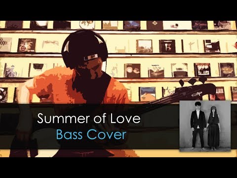 U2 Summer of Love Bass Cover TABS daniB5000