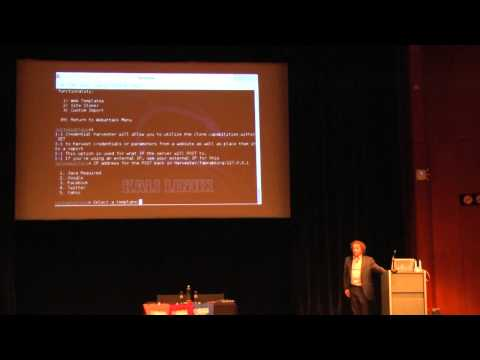 AppSec EU15 - Brenno De Winter - The Software Not The Human Is The Weakest Link