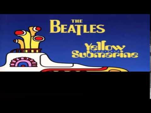 Yellow Submarine - The Beatles Lyrics