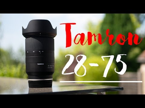 Tamron 28-75mm F2.8 Sony E Mount Review – The BEST Lens for Sony!