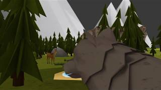 Hungry's cutscene evolution (very rough)