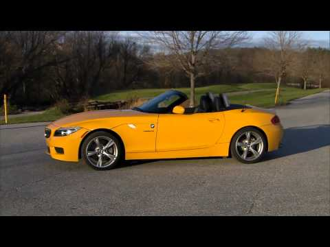 Road Test: 2012 BMW Z4 Roadster
