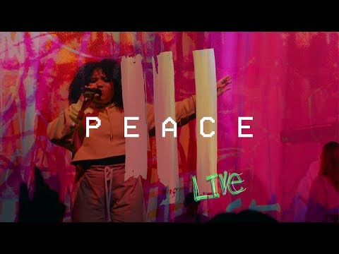 P E A C E (Live at Hillsong Conference) - Hillsong Young & Free