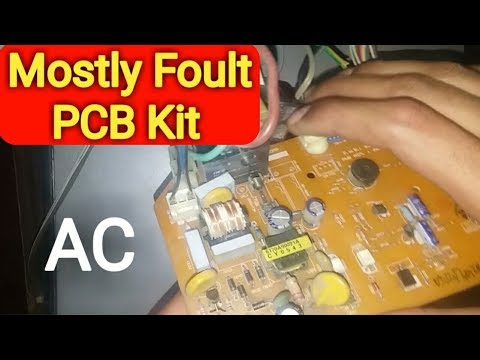Air Conditioner PCB - Air Conditioner Printed Circuit Board Latest