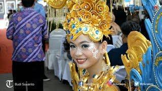 Pekan Batik Nusantara 2018 Dibuka, Targetkan 100 Ribu Pengunjung