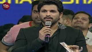 Die Heart Fan Laxman(Karimnagar) Meet Stylish Star Allu Arjun Annaya