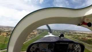 9H-CFC Nav Flight To Sicily