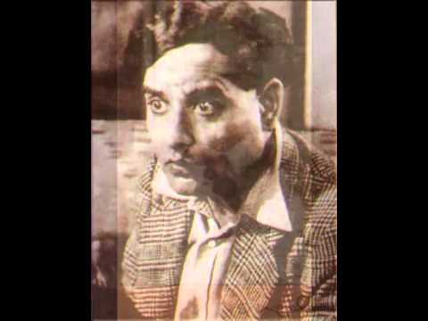 Jhulnaa Jhulaa...aawo Ree - KL Saigal - 1933 :: First Recorded Song of Saigal Saab