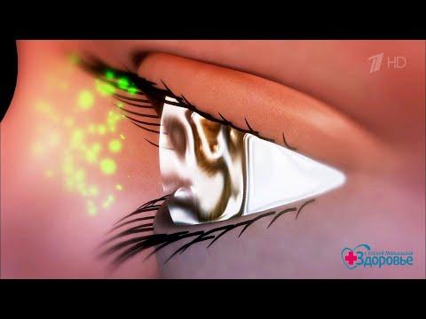 Остеопат улучшить зрение