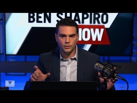 Shapiro: Trump Didn't Lie About Covid, Bush Didn't Lie Us Into War