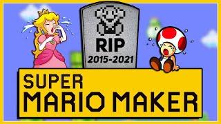 Goodbye Super Mario Maker