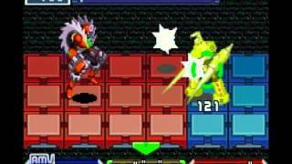 ロックマンエグゼ4.5 ウラトーナメント (ブルース)