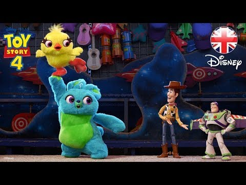 TOY STORY 4 | NEW Teaser Trailer 2 - 2019 | Official Disney Pixar UK