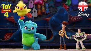 TOY STORY 4 | NEW Teaser Trailer 2 - 2019 | Official Disney Pixar UK