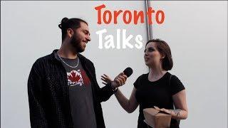 TORONTO TALKS  ||  How To Approach A Girl  -  *PLOT TWIST*