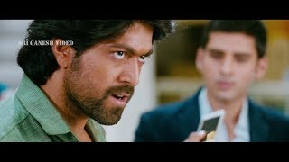 100 ಅಲ್ಲ 108ಗೆ ಕಾಲ್ ಮಾಡಿ | Yash Super Action Scene of Mr & Mrs Ramachari Movie