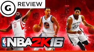 NBA 2K16 - Review