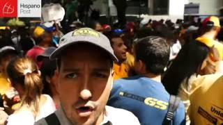 Marcha en Caracas por el Revocatorio a Nicolás Maduro 25 mayo 2016