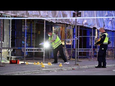 Μάλμε: Δύο νεκροί και 4 τραυματίες από τους πυροβολισμούς…