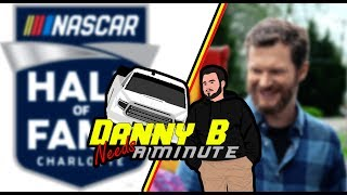 2020 NASCAR Hall of Fame Class Announced | Dale Jr on Quitting Smoking