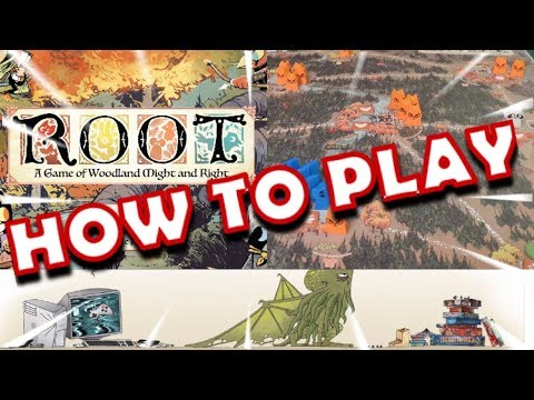 How to Play Root - Bored Online? Board Offline! 353