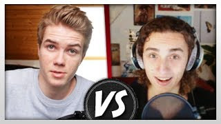 "Q&A Funday: ""HAZARDOUS VS KWEBBELKOP!"" - ( Funny Moments Q&A )"
