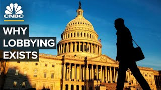 How Lobbying Became A $3.5 Billion Industry