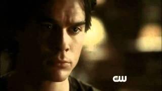 Нина Добрев и Йен Сомерхолдер, Damon & Love HD - I Am Only One - Vampire Diaries - Damon and Elena (Delena)