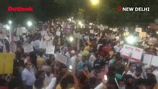 Hathras Protest: Angry Citizens Gather At Delhi's Jantar Mantar