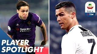 Chiesa is the fastest AGAIN! Ronaldo Dominates & Sirigu Shines   Player Spotlight   Serie A