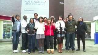 preview picture of video 'Welcome to Nottingham Trent International College'