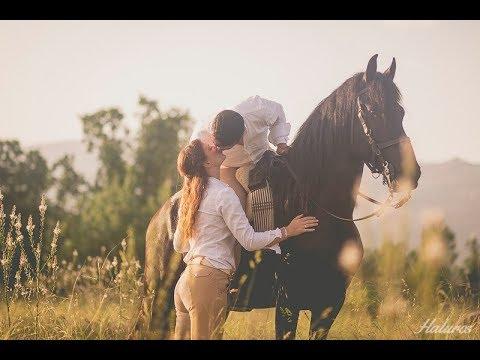 Video Preboda con caballos
