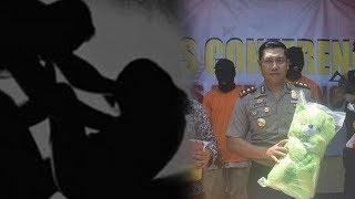 Polisi Ungkap Dua Kasus Persetubuhan, Satu di Antaranya Beri Hadiah Boneka Lalu Diperkosa