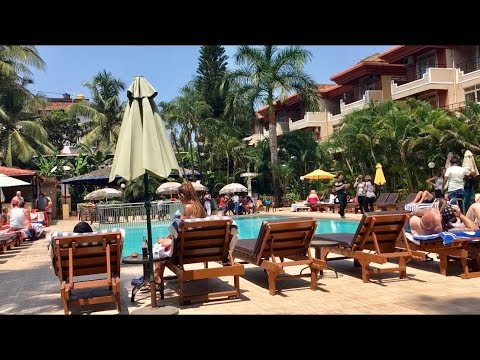 ОБЗОР SO MY RESORTS HOTEL 2* # ИНДИЯ ГОА