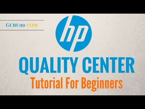 HP ALM /Quality Center Tutorial for Beginners - YouTube