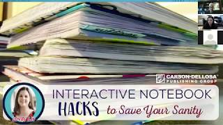 Interactive Notebooks: Teacher Hacks To Save Your Sanity