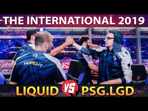 LIQUID DOES THE IMPOSSIBLE?! EPIC COMEBACK VS PSG.LGD TI9 THE INTERNATIONAL 2019 DOTA 2