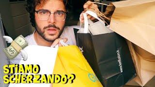 Spendo 250€ di delivery | Guglielmo Scilla - Willwoosh