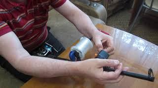 Мультипликаторные катушки со счетчиками лески в метрах