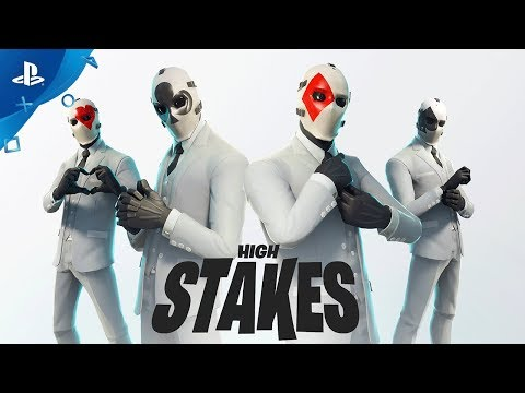 "Fortnite – ""Fortnite Presents: High Stakes"" Trailer 