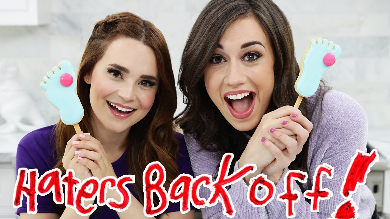 MIRANDA SINGS FROZE TOES COOKIE POPS ft Colleen! - NERDY NUMMIES thumbnail