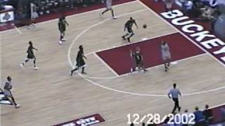 LeBron James High School Basketball Akron St  Vincent St  Mary vs Brookhaven Part Two